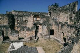 Portugiesisches Fort (innen)