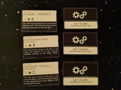 Network Admin Cards