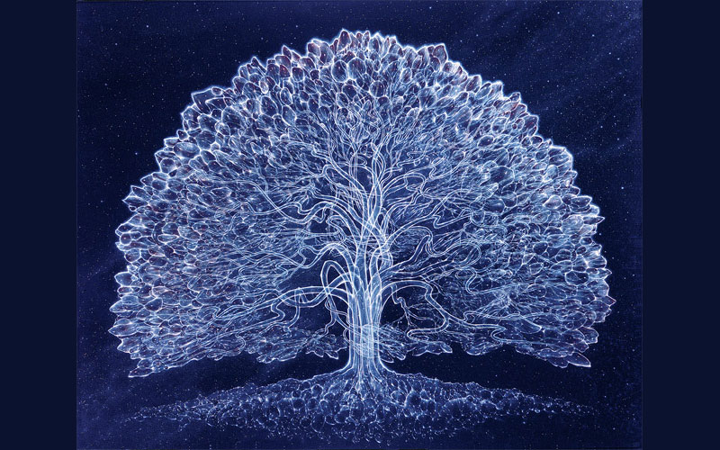 sacred tree of life