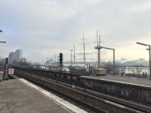 Hamburg's harbor