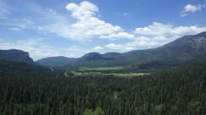 Road to Crested Butte