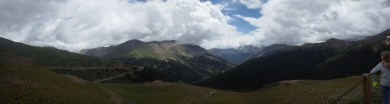 Independence pass CO