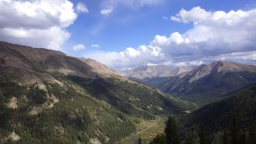 Independence Pass to Aspen, 2nd time around.