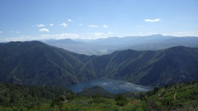 Views from Black Canyon Road, near Gunnison.