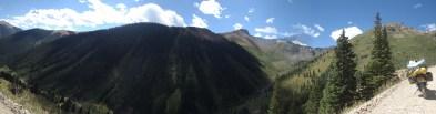 Ophir Pass. Colorado.