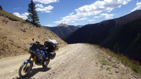 Ophir Pass, Colorado