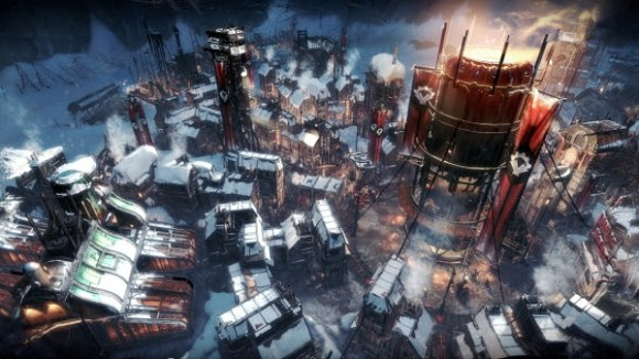 Frostpunk 11 facts trailer 1