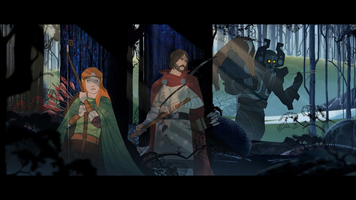 The Banner Saga Review Nintendo Switch 1