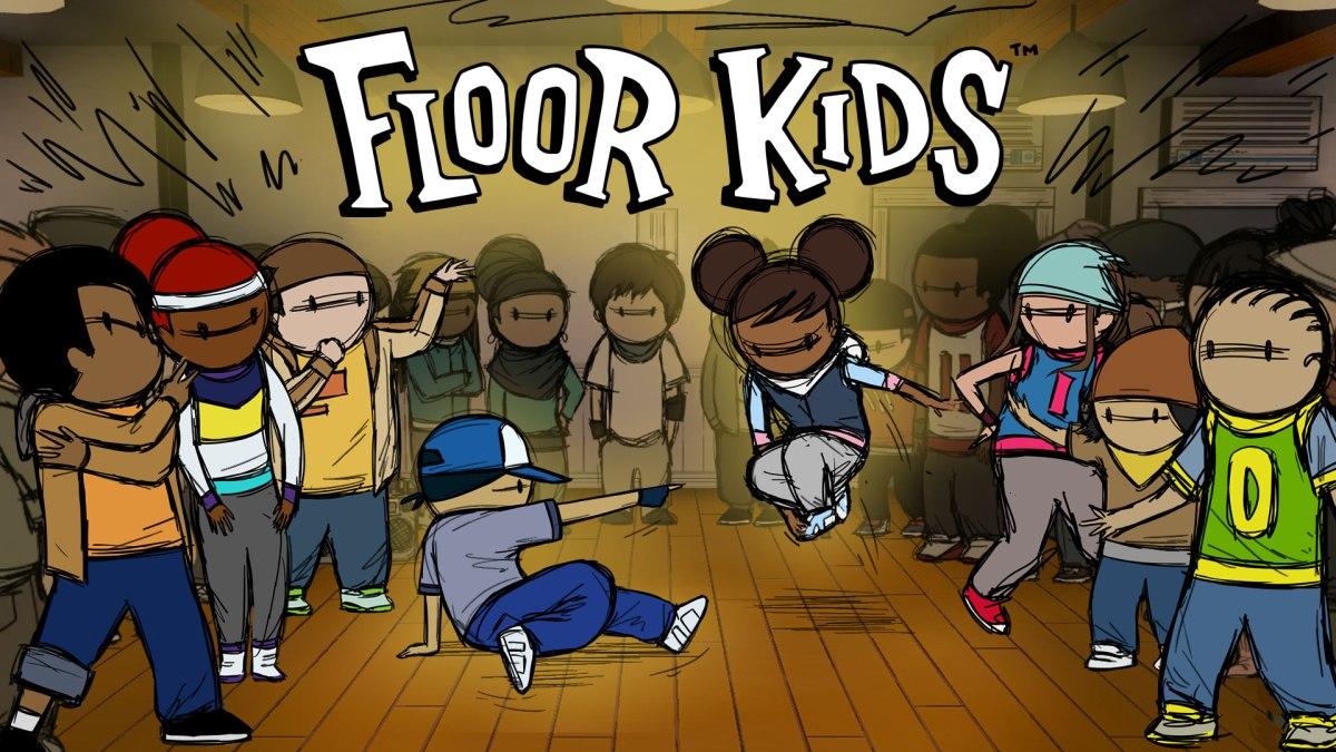 Floor Kids PC Release 3