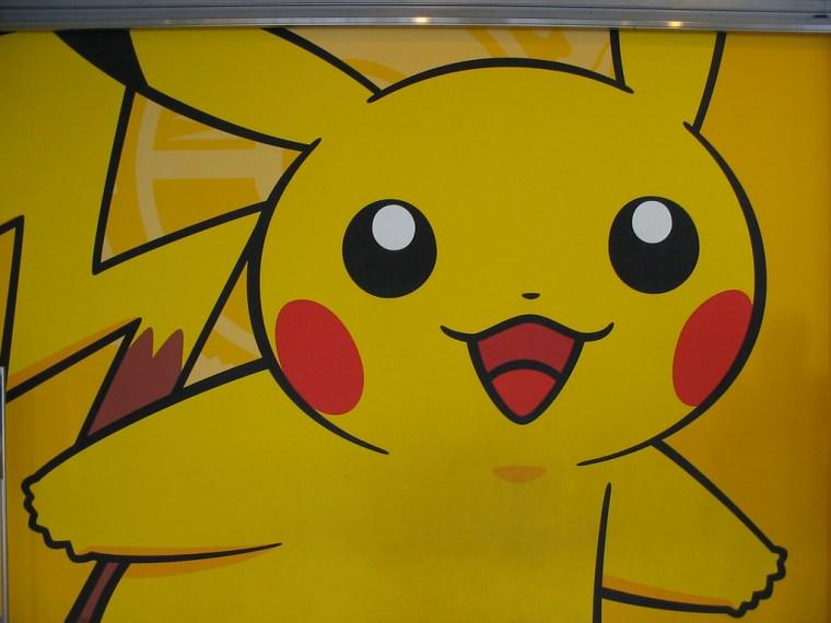 Pokémon Center Pikachu Best 6