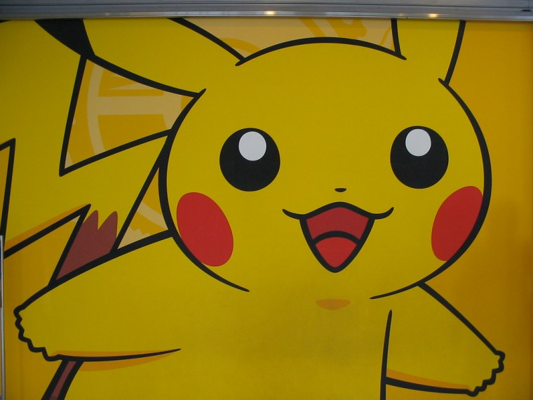 Pokémon Center Pikachu Best 6