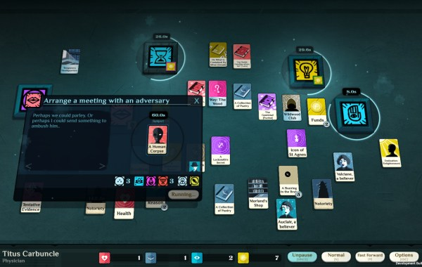 Cultist Simulator Expeditions 8