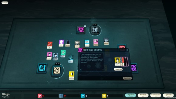 Cultist Simulator Review Into The Spine 4