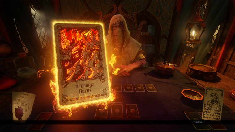 Hand of Fate 2 Nintendo Switch Reveal 3