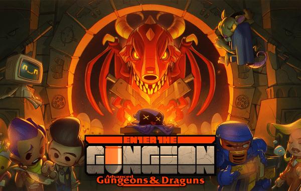 Enter The Gungeon: Advanced Gungeons & Draguns Release 1