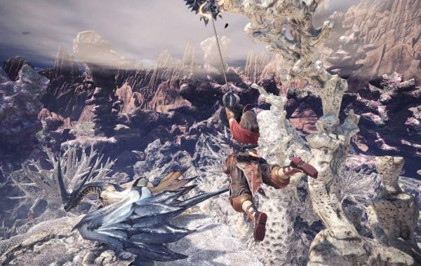 Monster Hunter World PC Reveal 1