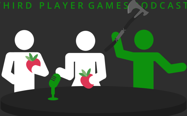 Third Player Games Podcast Episode 31