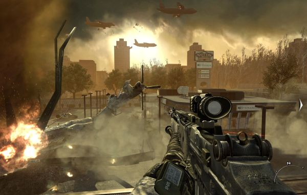 Spectacle of Career Professionalism Modern Warfare 3