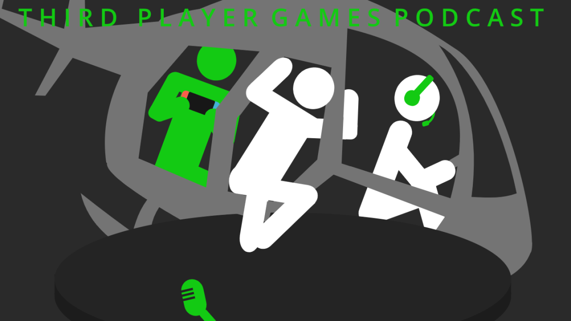 Third Player Games Podcast Episode 42
