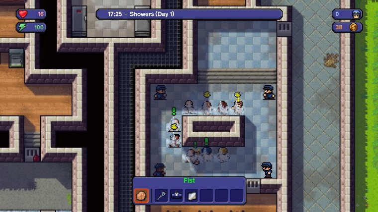 The Escapists Complete Edition Review Into The Spine 4