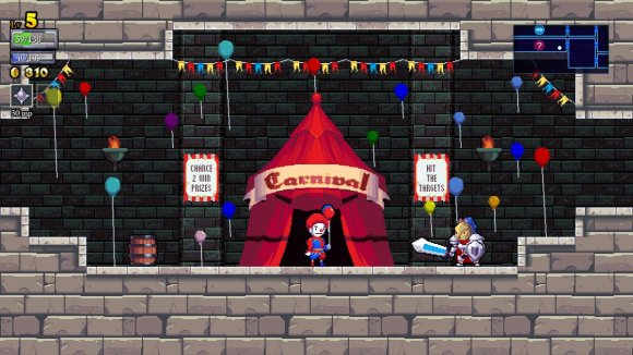 Rogue Legacy Review Into The Spine 5