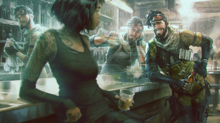 Apex Legends and the Glory of the Keyboard   Into The Spine