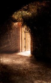 enlightened archway