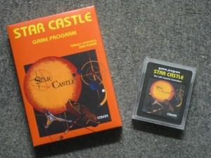 Atari 2600 Star Castle