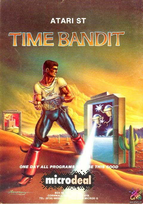 Time Bandit Box
