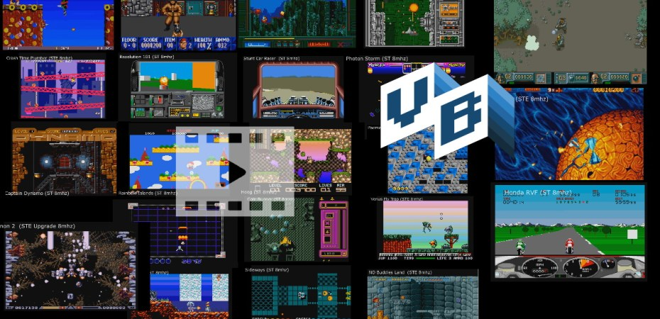 Atari ST Games That Rocked the Hardware Vol 2