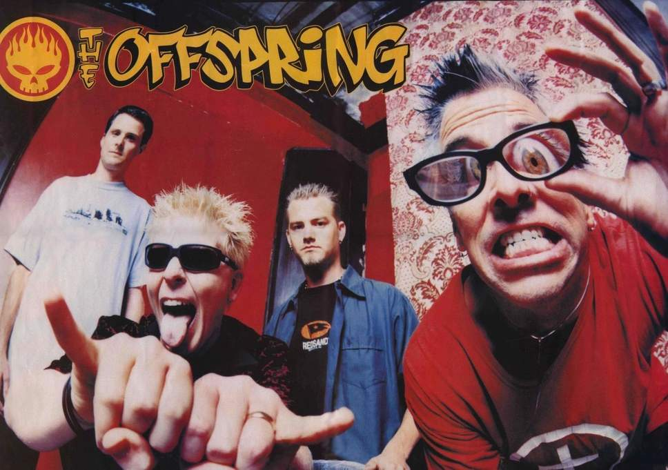 The Offspring's