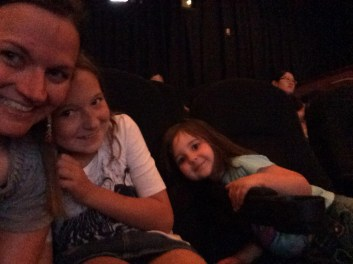 Inside Out with mah gurls