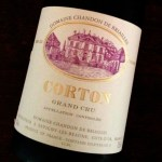 Corton Grand Cru 2010 Chandon de Briailles
