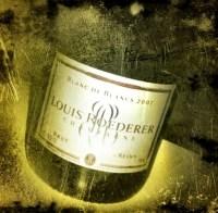 champagne blanc de blancs 2007 Louis Roederer