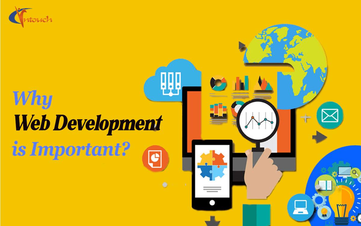 Web Development Importance