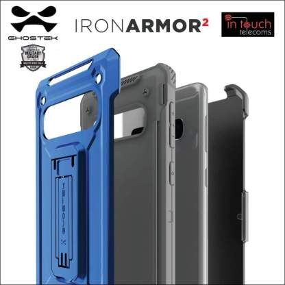 Ghostek Armor2 Case for Samsung Galaxy S10 | Tough Rugged Military Drop Tested
