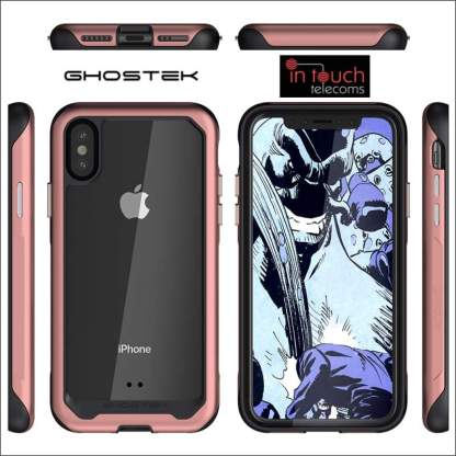 Ghostek Atomic Slim 2 Case for iPhone XS Max | Military Drop Tested Rugged Case