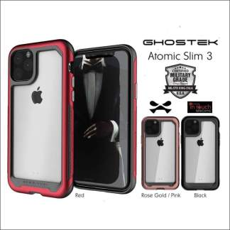 Ghostek Atomic Slim 3 Case for iPhone 11 Pro Max | Military Drop Tested