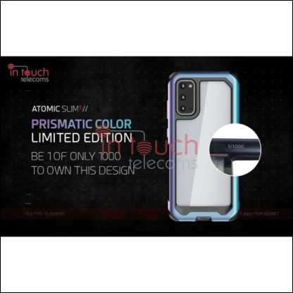 Ghostek Atomic Slim 3 Case for Samsung Galaxy S20+ | Military Drop Tested