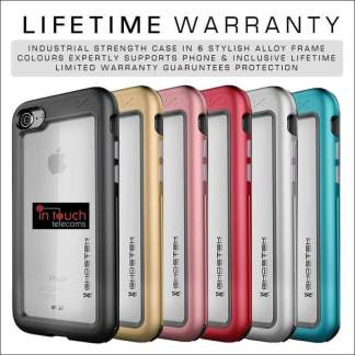Ghostek Atomic Slim Case for iPhone XS / X | Military Drop Tested Rugged Case