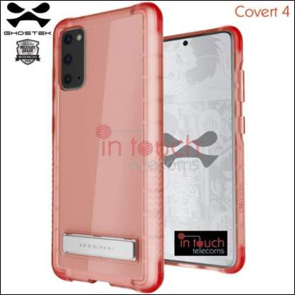 Ghostek Covert 4 Case for Samsung S20+ | Military Drop Tested