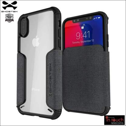 Ghostek Exec 3 Case for iPhone XR | Military Drop Tested Rugged Case