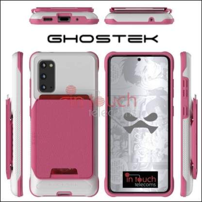 Ghostek Exec 4 Case for Samsung Galaxy S20 Ultra | Military Drop Tested