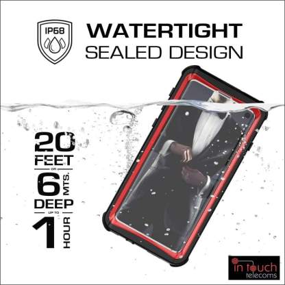 Ghostek Nautical 2 Case for Samsung Galaxy S10+ | Military Drop Tested 360° Case
