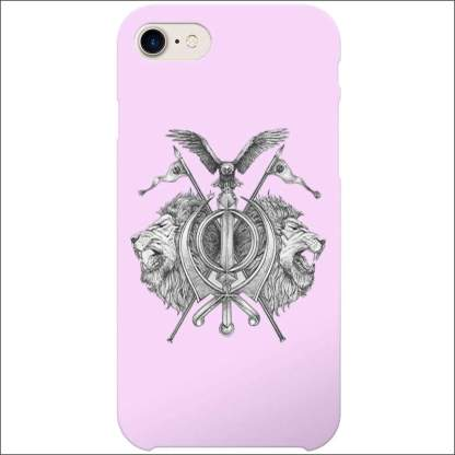 iPhone 8/7/6S Case - Sikh Khanda Lion