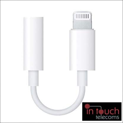 Lightning to 3.5mm Headphone Jack Adapter | Compatible with iOS 13
