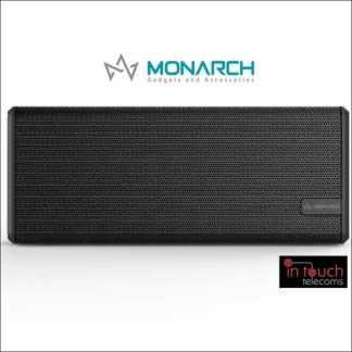 Monarch Gadgets Wireless Portable Speaker - Black | Bluetooth Speaker