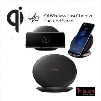 Qi Fast Wireless Charger Pad and Stand (EP-PG950)