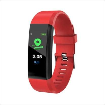 Sports Fitness Smartwatch 115Plus | iOS and Android