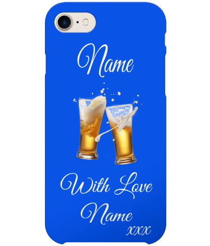iPhone 8/7/SE Personalised Case - Fathers Day / Dad